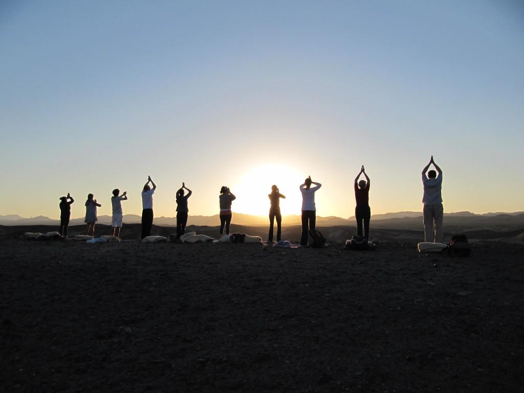 Egypt sunrise