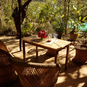 ACCOMODATION 2 - YOGA IN INDIA - Yoga Holidays, Adventures & Retreats with Wenche Beard
