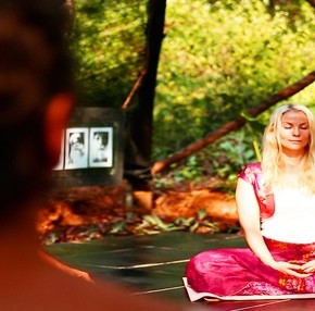 YOGA IN INDIA - Yoga Holidays, Adventures & Retreats with Wenche Beard