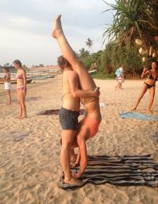 YOGA IN SRI LANKA - Yoga Holidays, Adventures & Retreats with Wenche Beard